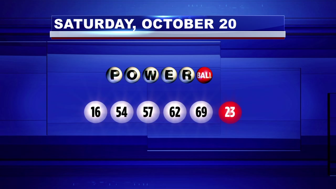 Powerball winning numbers drawn for $470M lottery jackpot