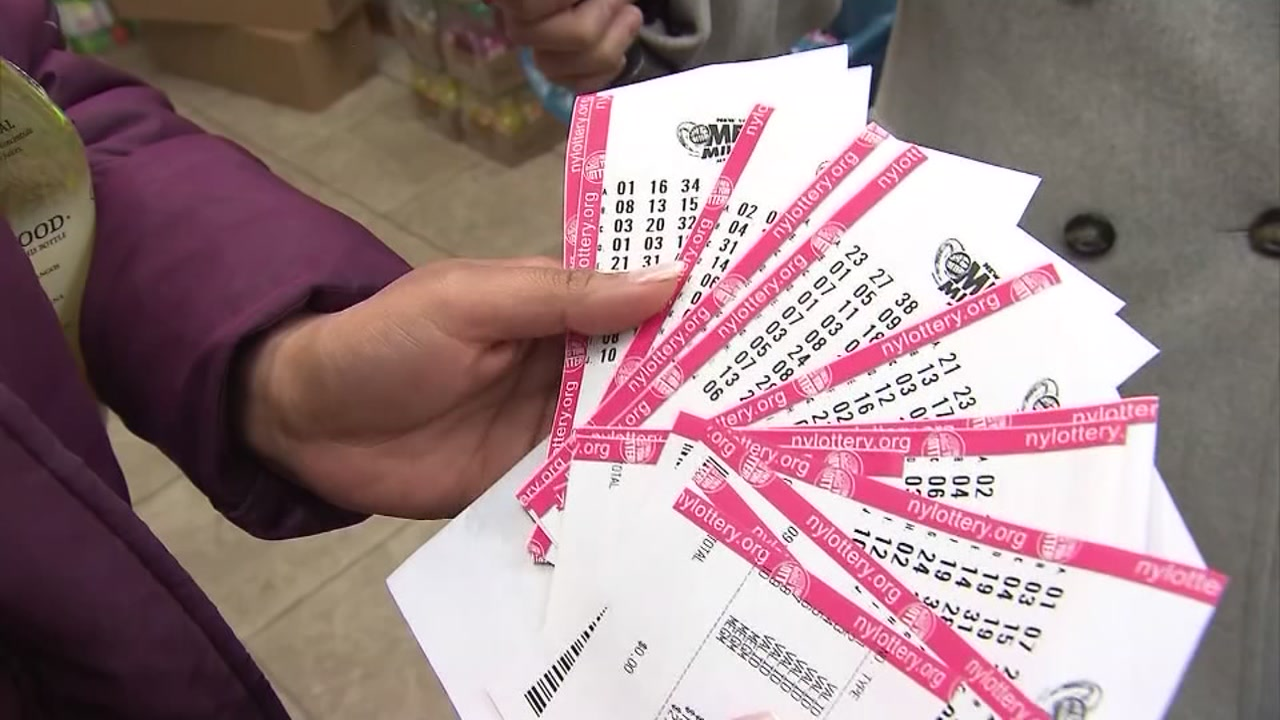 There are now more than two billion dollars up for grabs this week with the Mega Millions and Powerball.