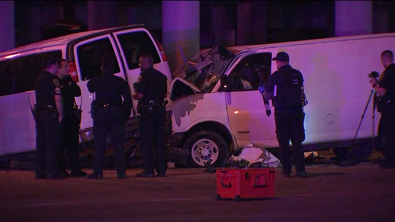 Authorities are investigating whether road road led to crash that killed innocent person.