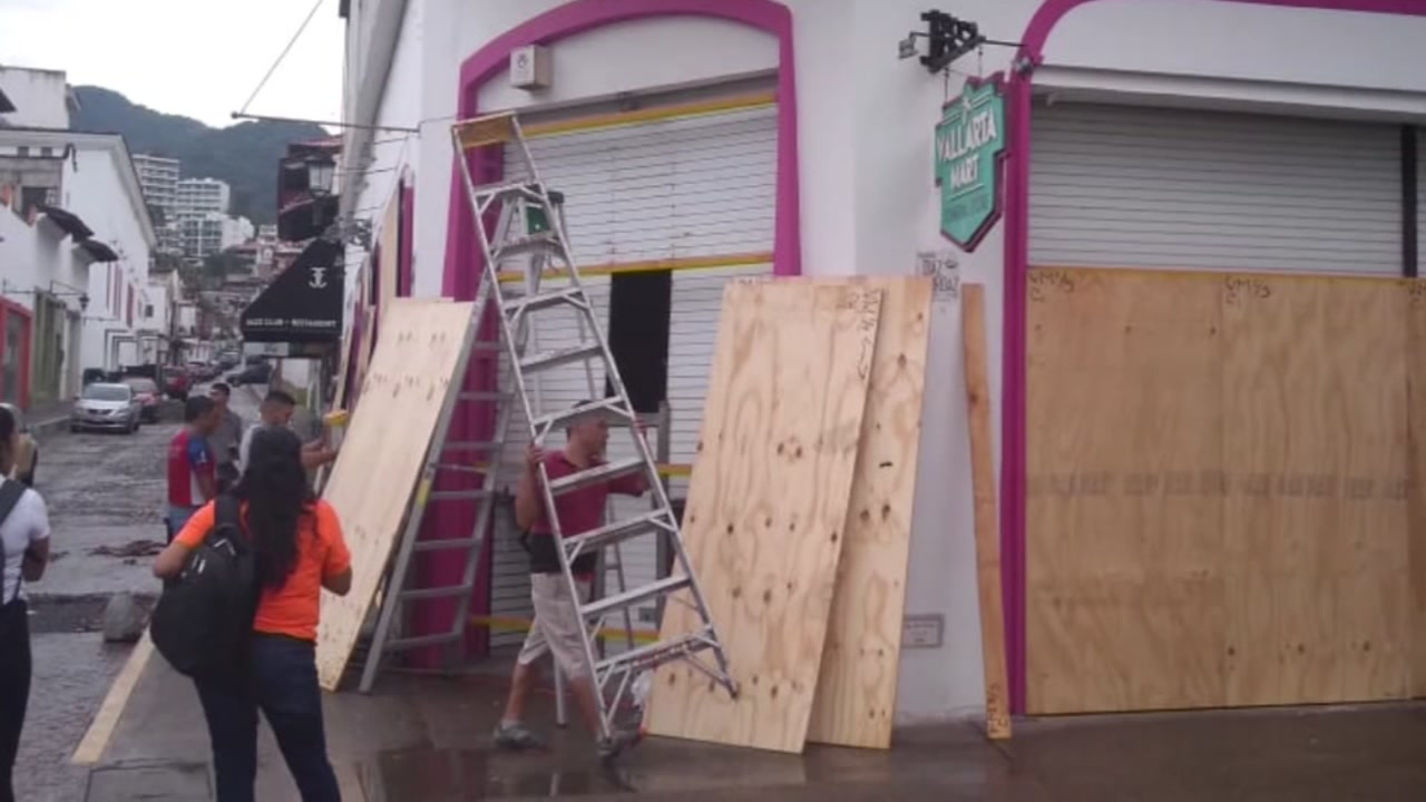Preparations are underway for Hurricane Willa as it moves toward the Mexican Coast.