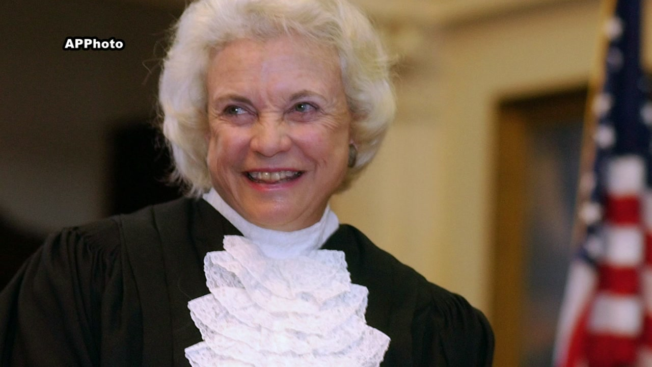Sandra Day OConnor has been diagnosed with the beginning stages of dementia.