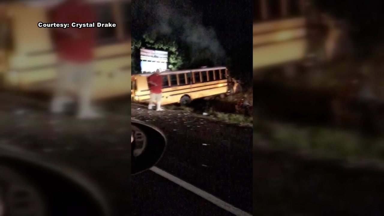 Alabama junior varsity football team involved in deadly accident