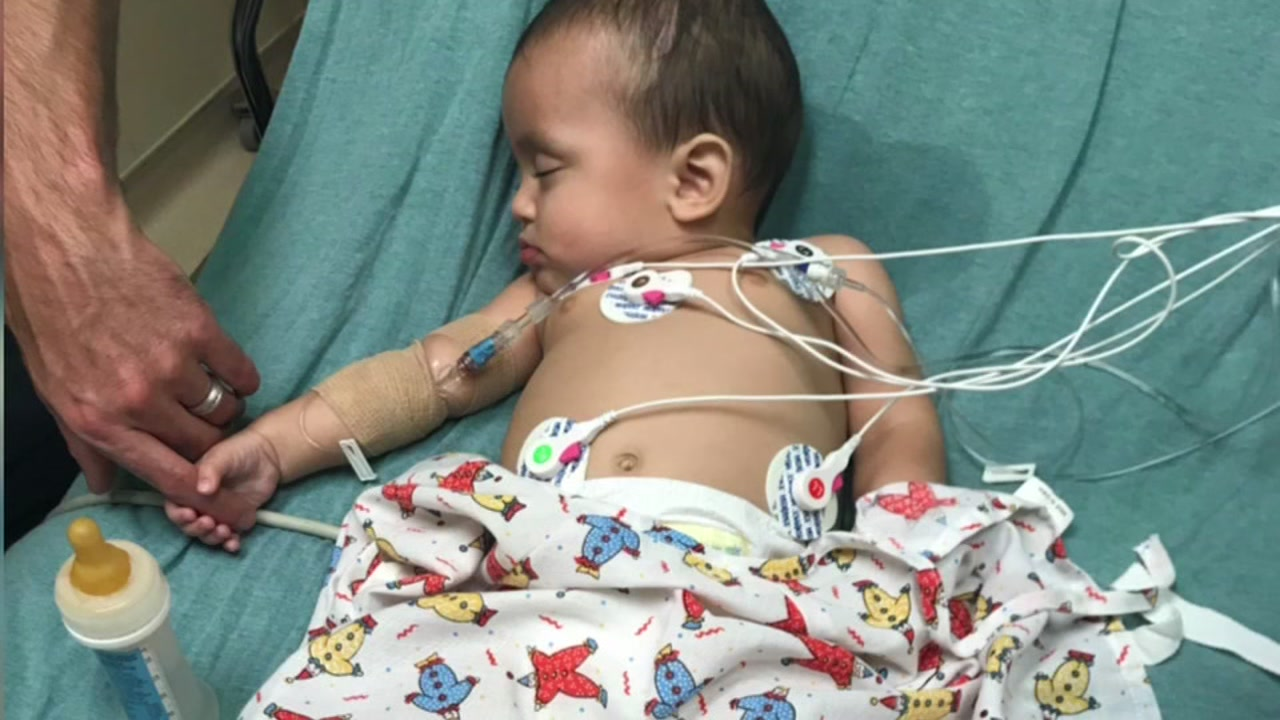 Parents offer advice after 8-month-old daughter diagnosed with sepsis