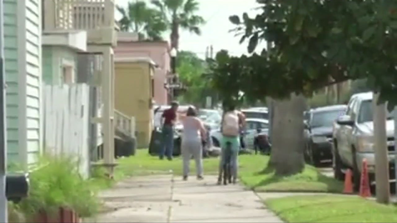 Woman wounded during violent dog attack in Galveston