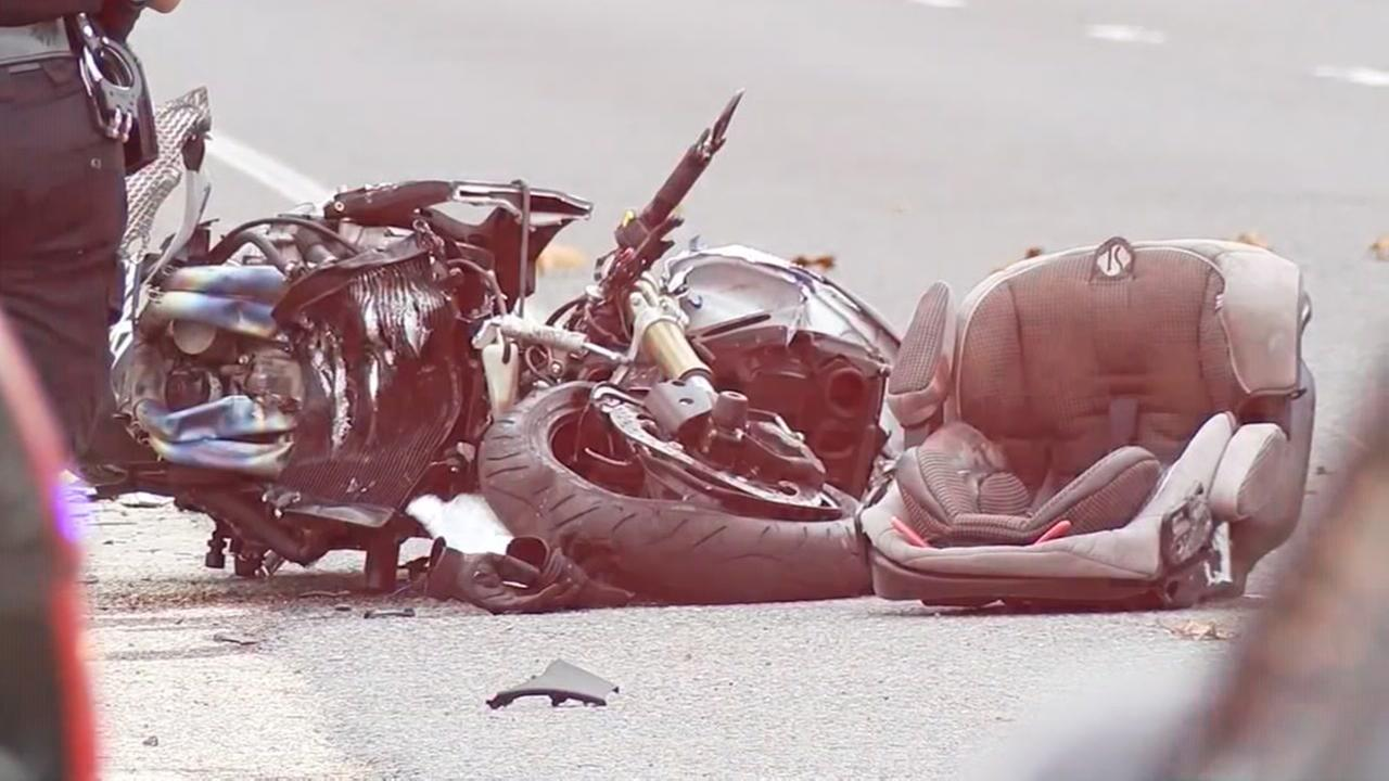 Boy dies after car wreck