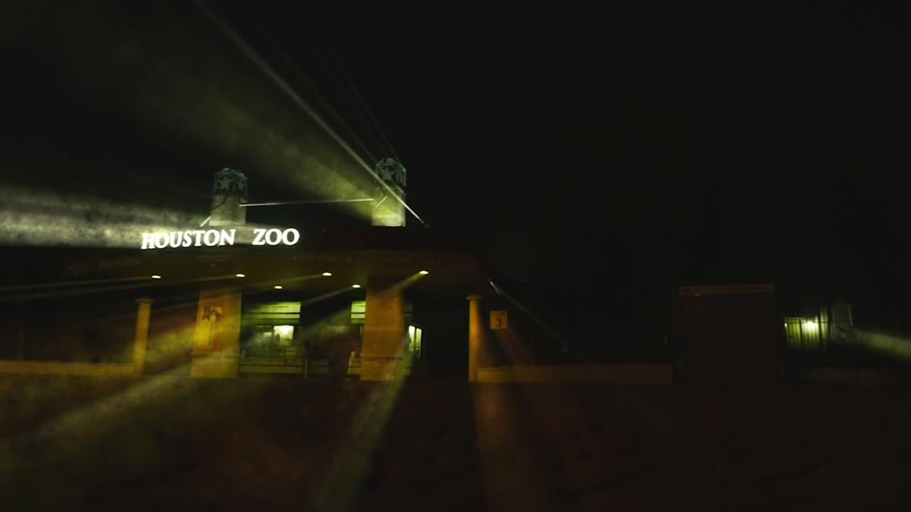 Could the Houston Zoo be haunted?