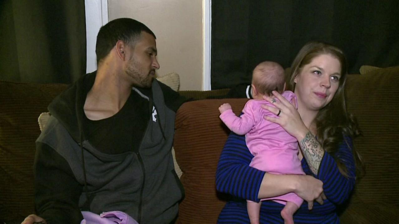 Baby custody battle