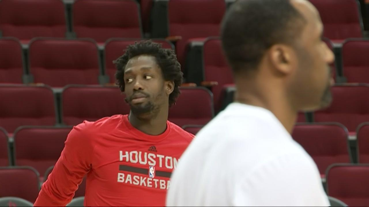 Rockets player arrested