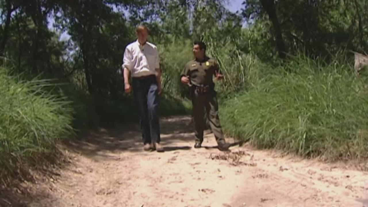 A view of the border through the eyes of an agent