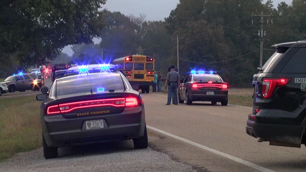 9-year-old killed while waiting for school bus