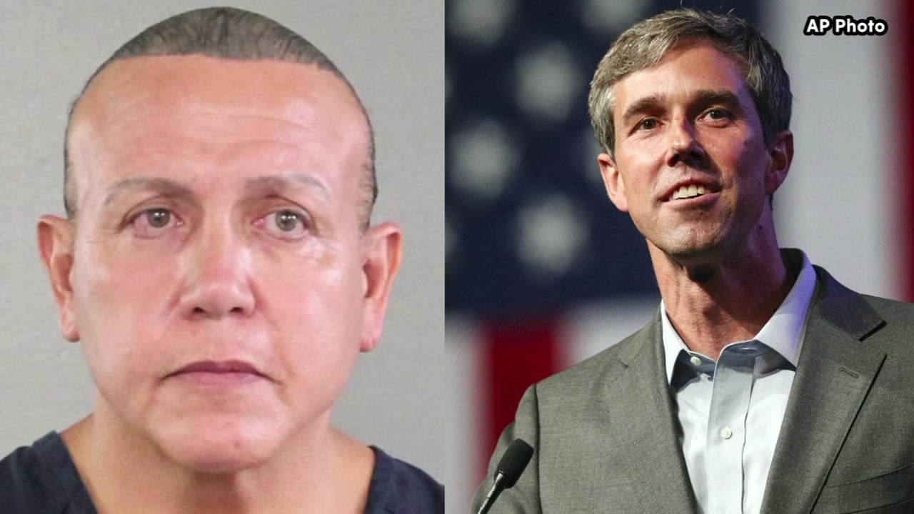 Cesar Sayoc allegedly threatened Rep. Beto ORourke in April, according to a  eport.