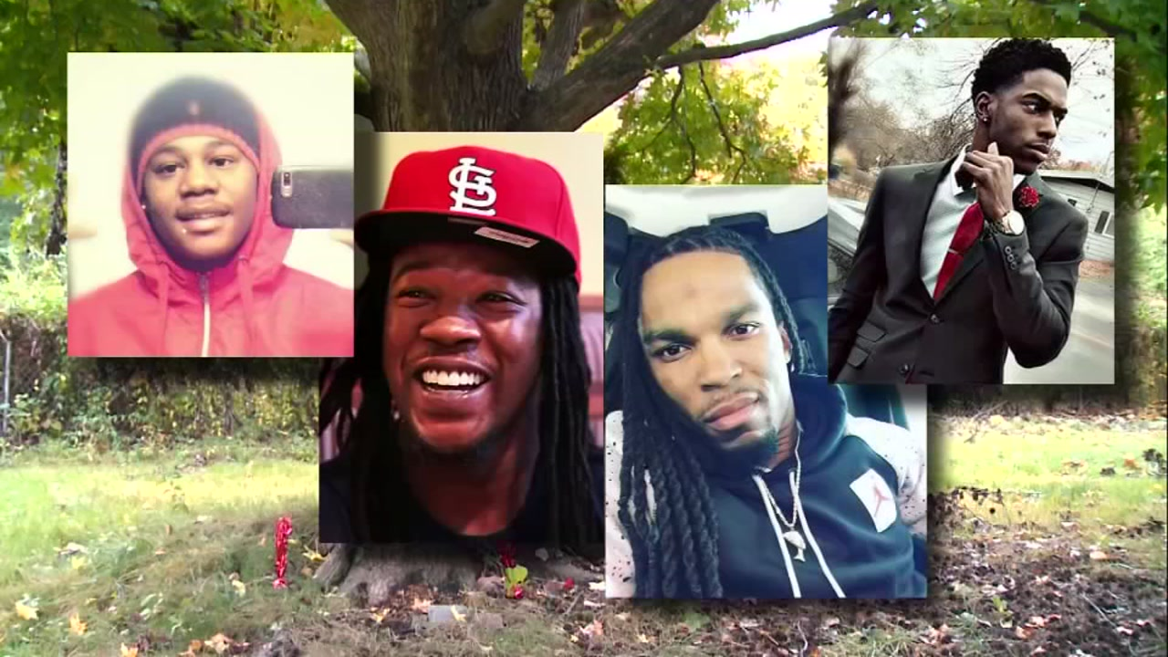 Ferguson protester blames sons death on lynching