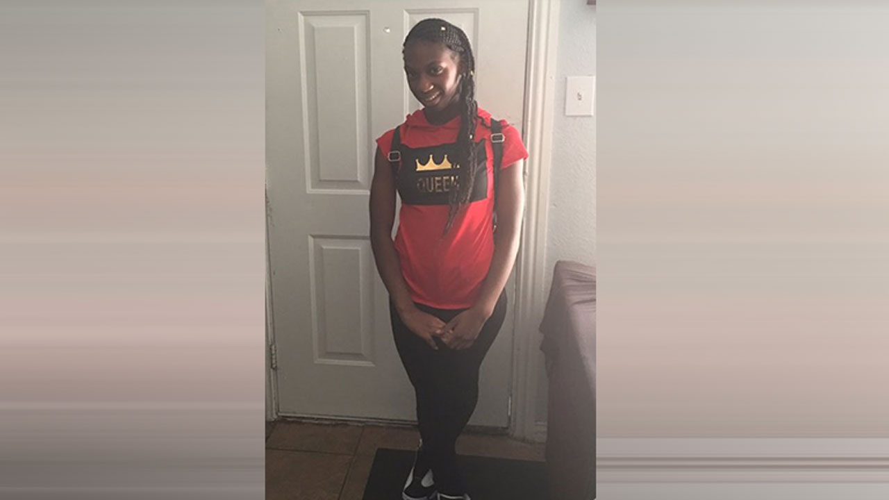 Navaeh Hardin-Doucet was last seen around 8 p.m. Friday.
