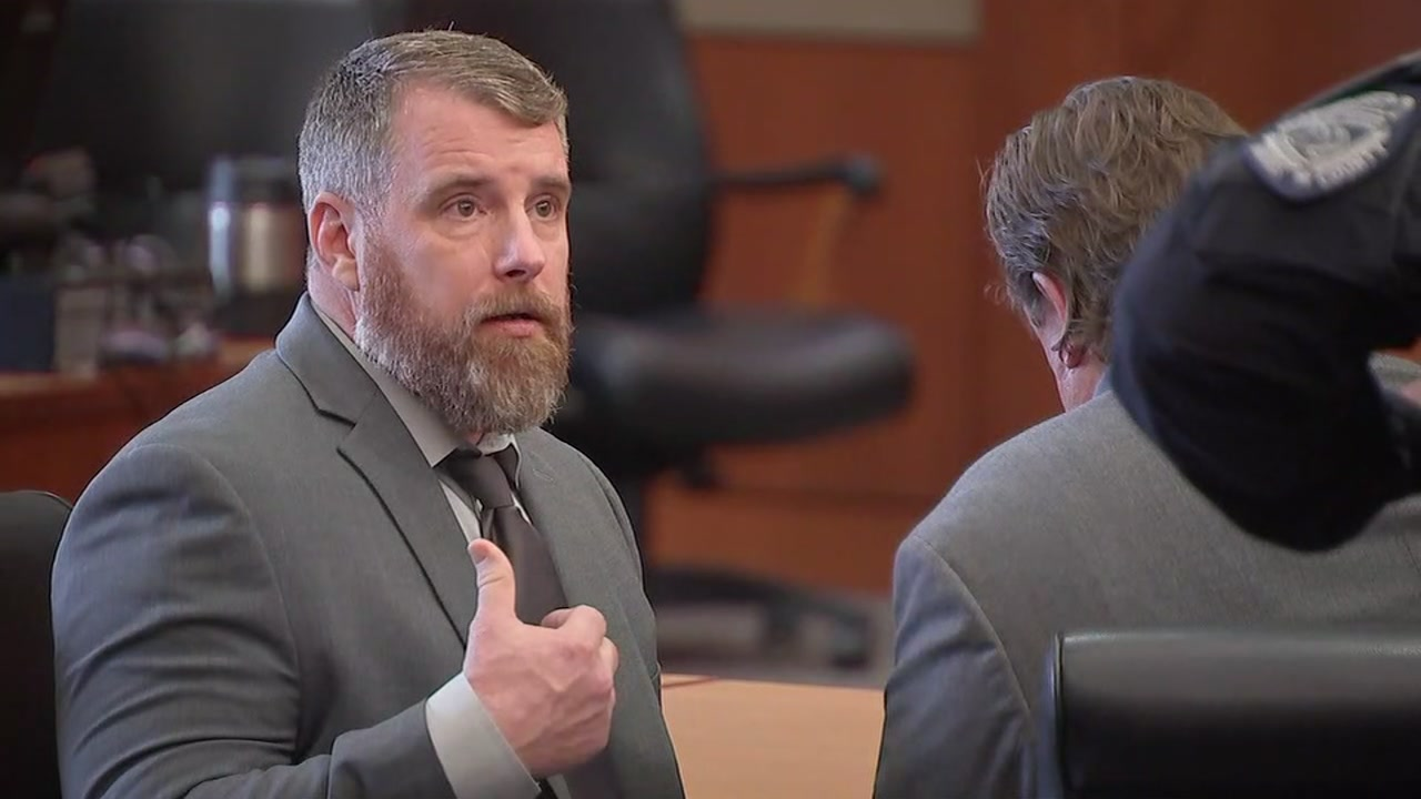 Terry Thompson found guilty of murder in Dennys fight