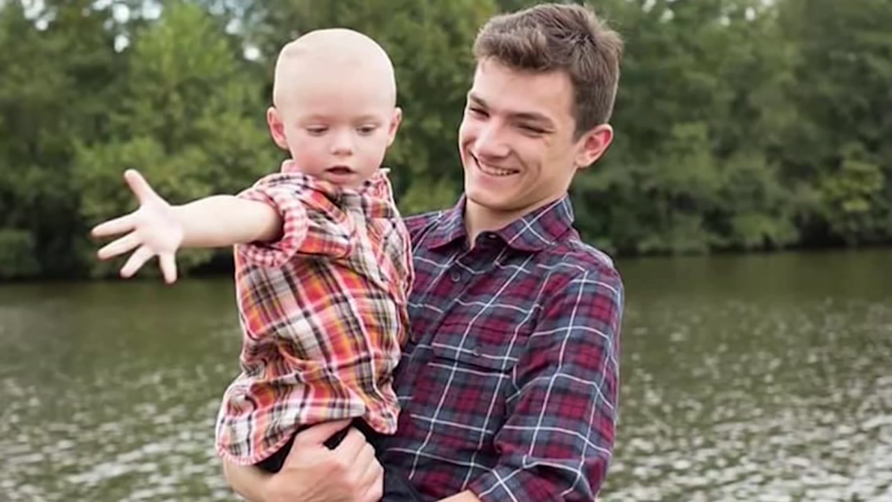 Brother of 2-year-old who died after brain cancer battle in critical condition after getting struck by several cars