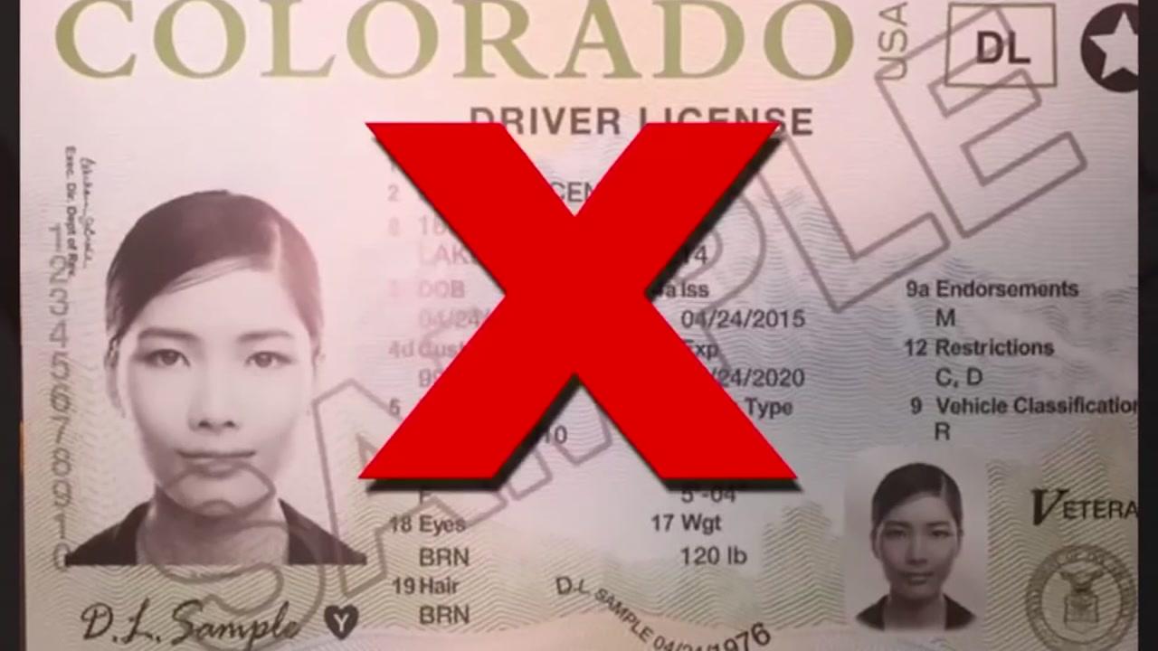 Gender-neutral X allowed on license