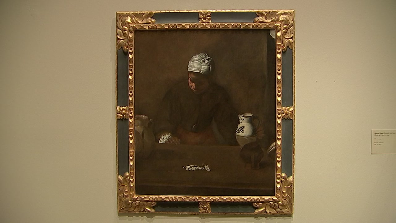Museum of Fine Arts Houston discovers it owns a Diego Velazquez painting.