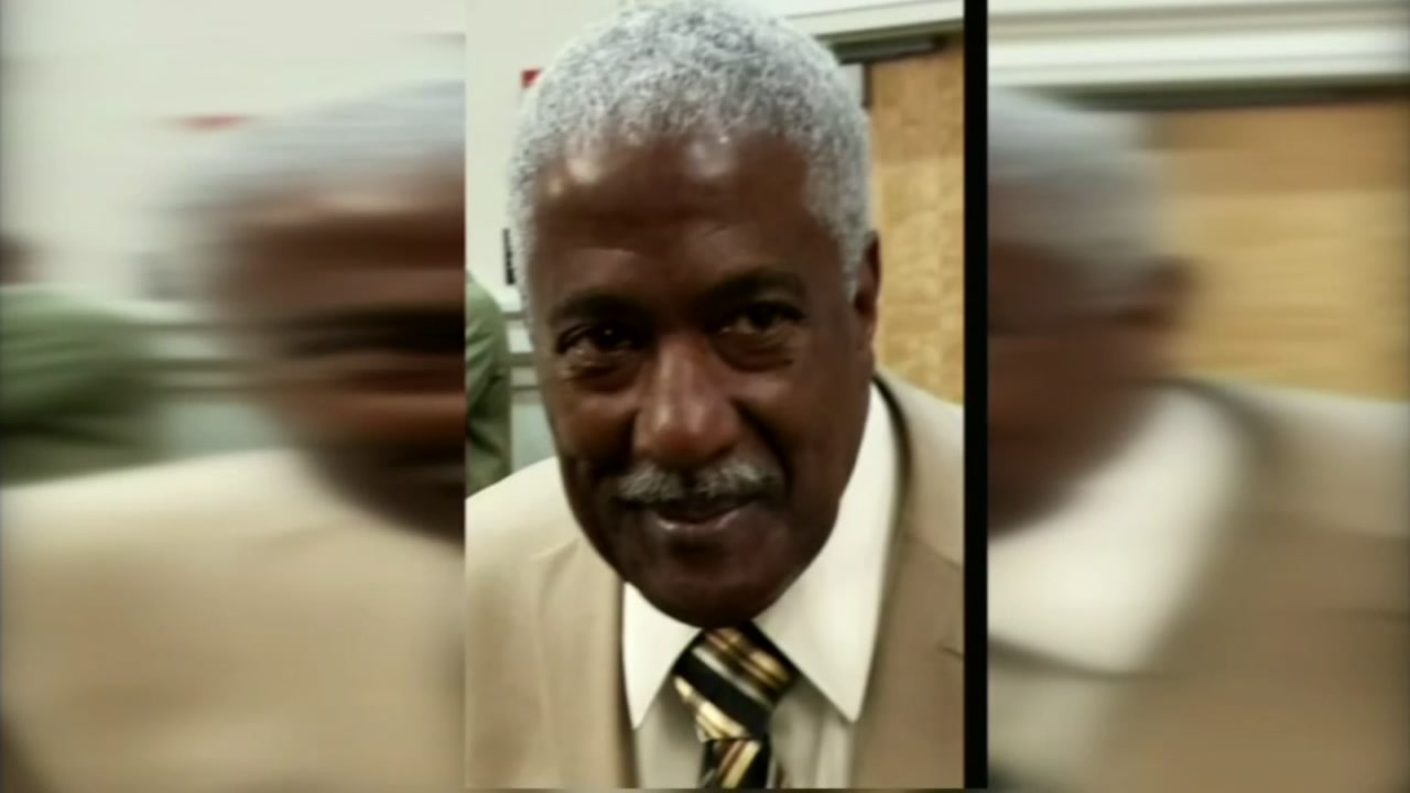 A missing grandfather was found dismembered in his neighbors home.