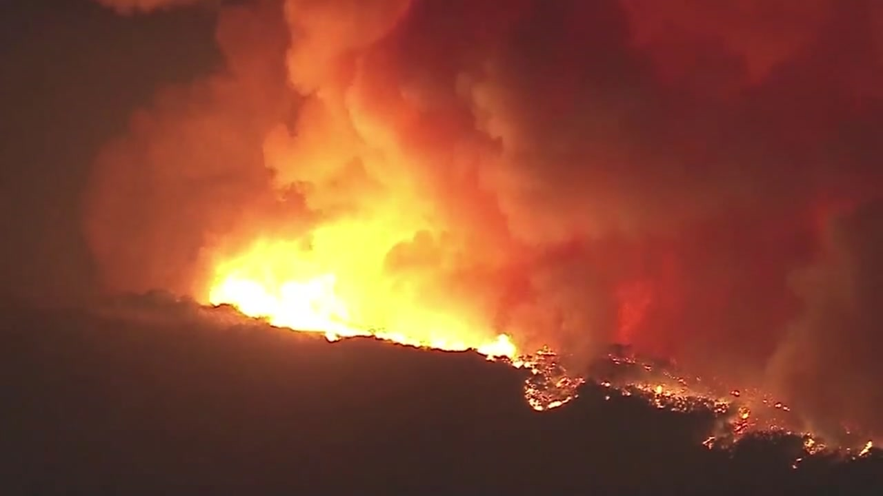 Local firefighters are on the way to California to help crews there battle ongoing wildfires.