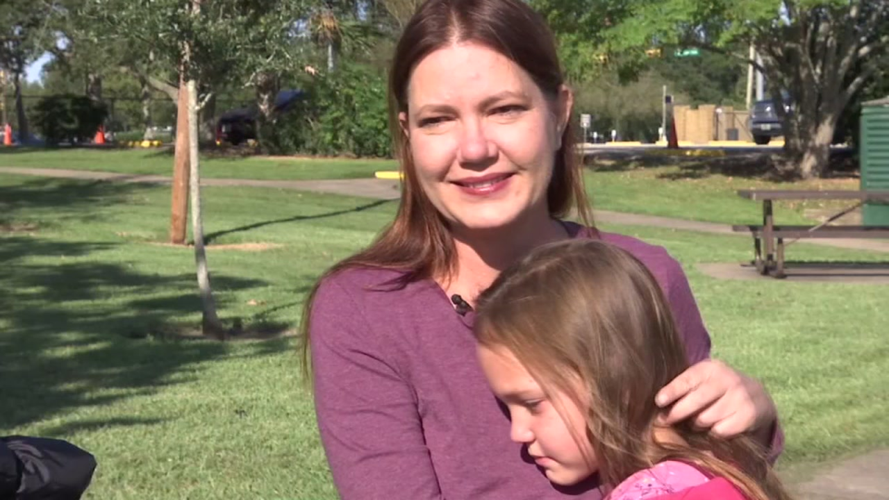 Family displaced by Harvey loses everything in RV fire