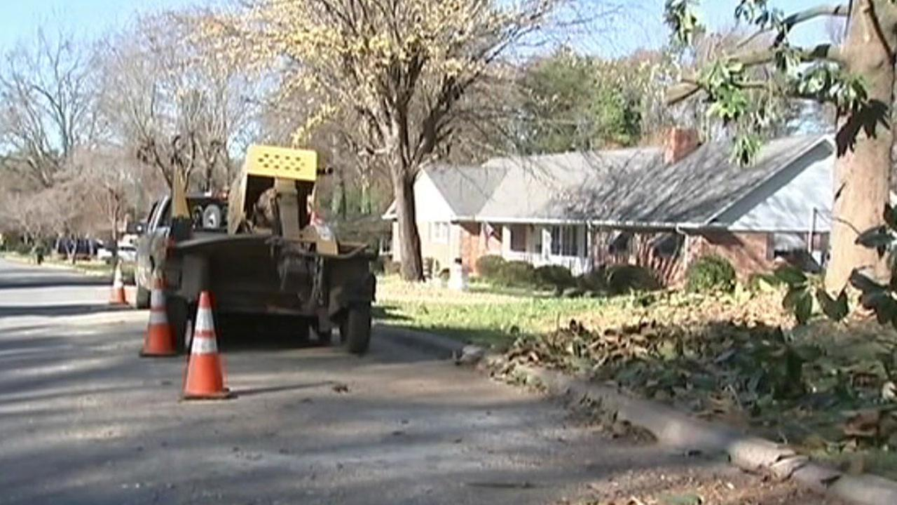 Teen pulled into wood chipper dies in N.C.