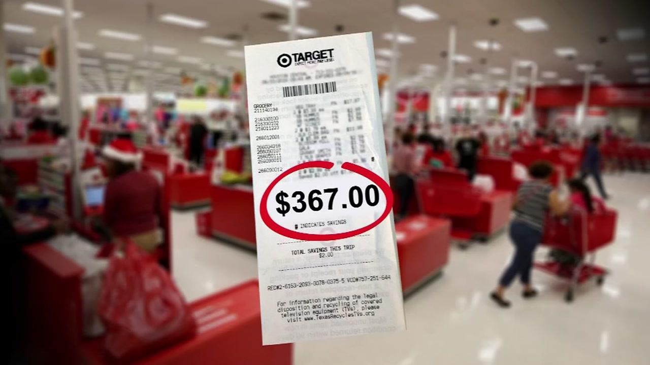 Stranger pays mans $367 bill at Target
