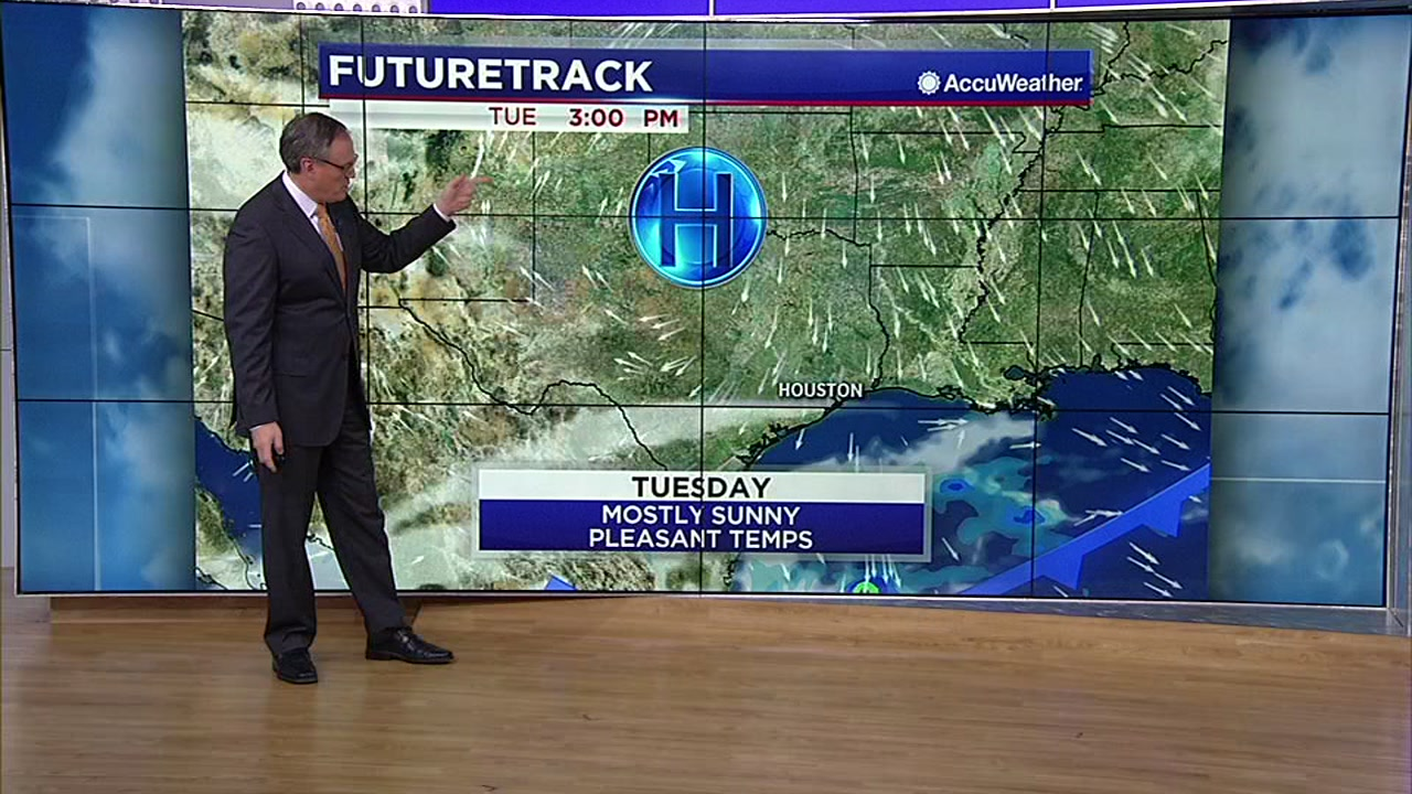 Tim Hellers weather forecast