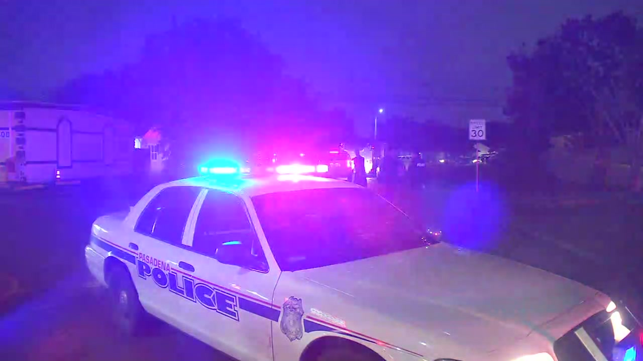 ABC13s T.J. Parker reports from Pasadena where an officer-involved shooting during a traffic stop led to a drivers death.