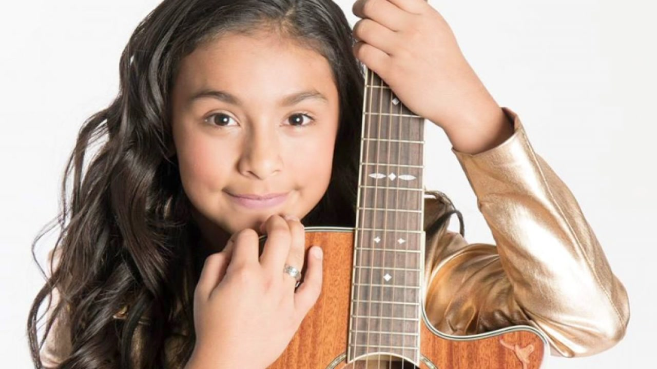 Mia Garcia has a new trophy to add to her music award case.