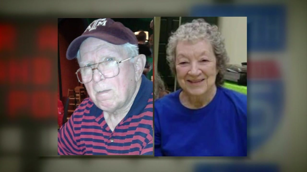 Elderly couple that went missing on way to Thanksgiving dinner found safe