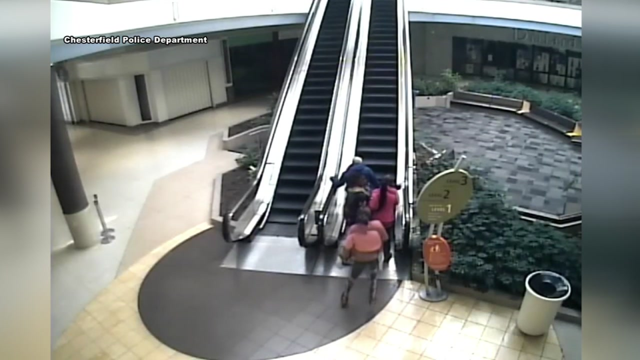 3 women knock kid down on elevator after stealing from mall
