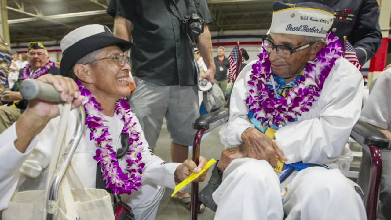Oldest Pearl Harbor survivor dies