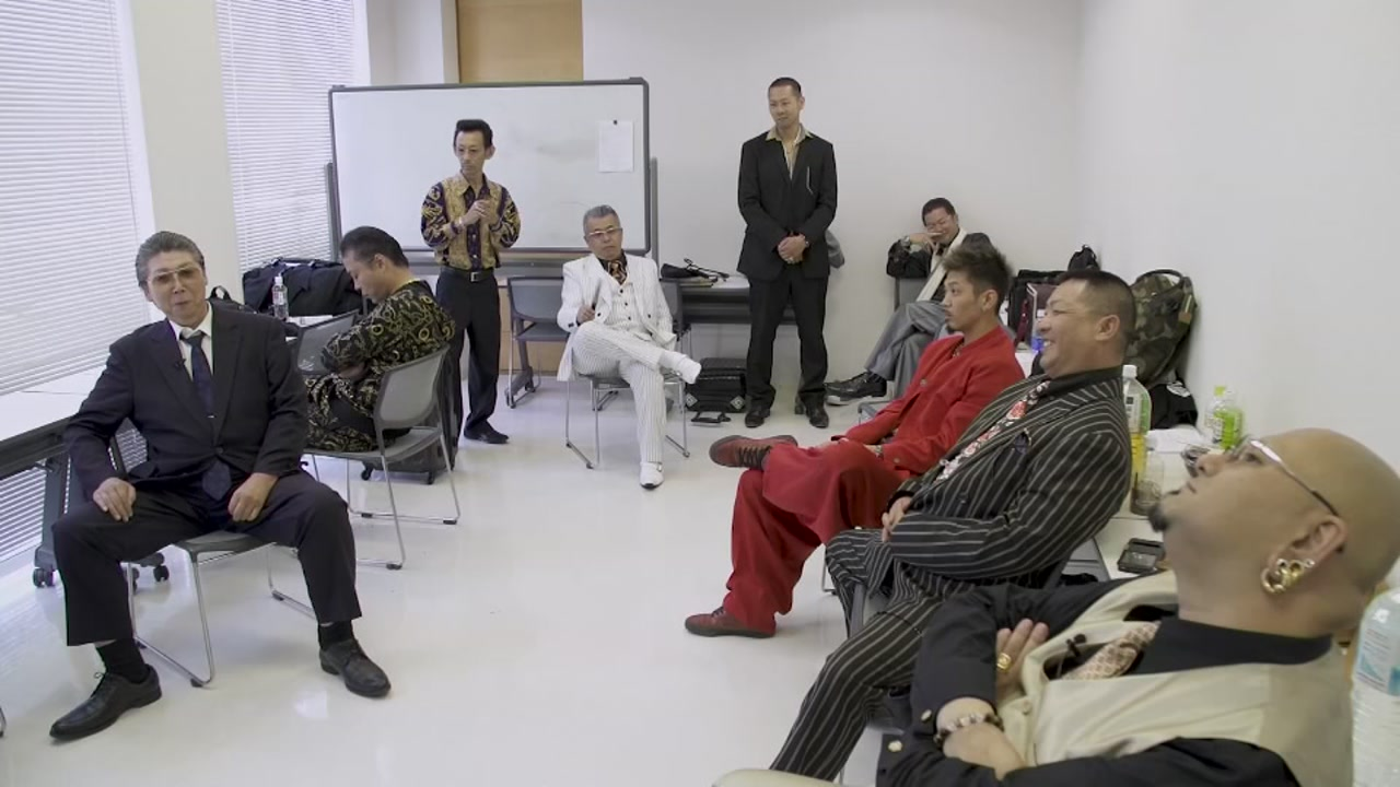 Japan mob members have shot of redemption