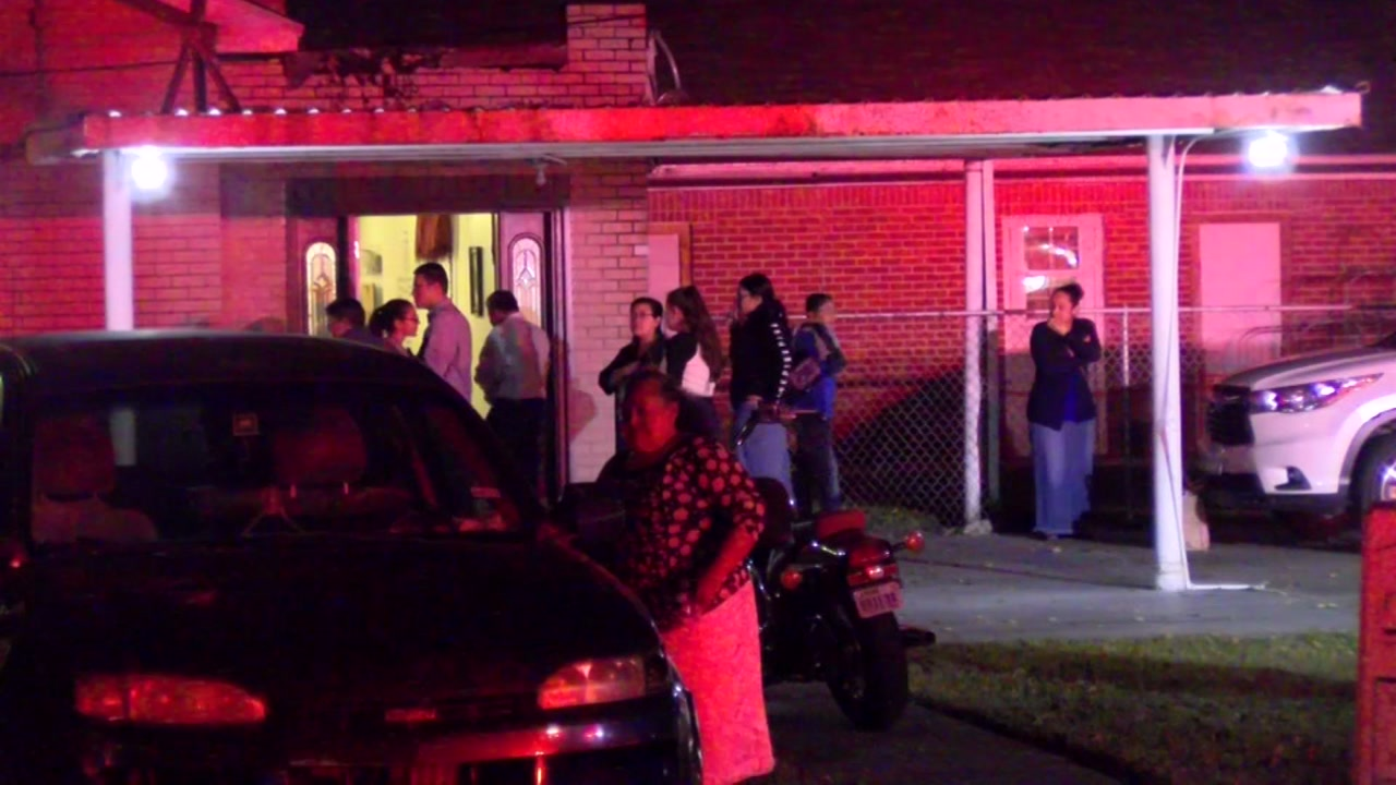 Firefighters uncover game room inside N. Harris Co. church