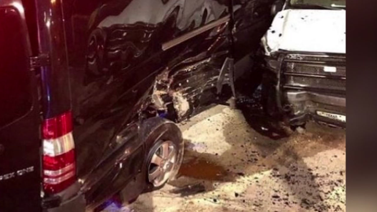 Rapper Paul Wall posts to Instagram following crash with son in vehicle before Austin concert