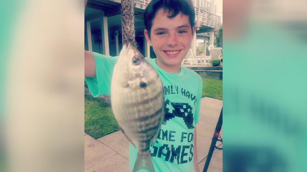 Katy teen severely burned in freak accident during holiday camping trip