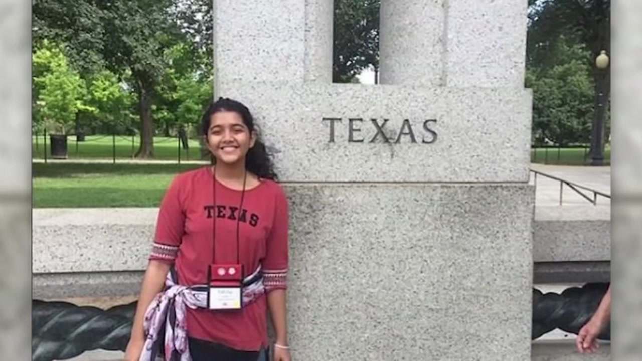 Sabika was three weeks away from returning home to Pakistan after spending a year studying abroad in the U.S. as an exchange student when she was killed.