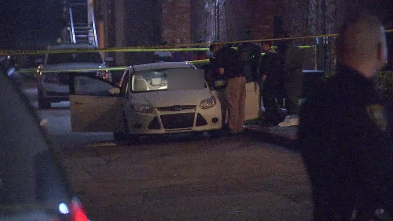 Man found dead in drivers seat outside apartment