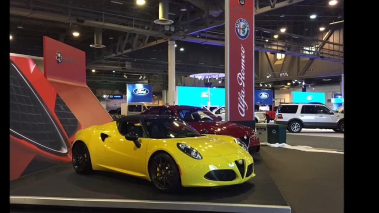 Sneak Peek Of The Houston Auto Show Abccom - Car show houston