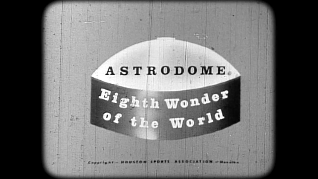 Film about Astrodome construction