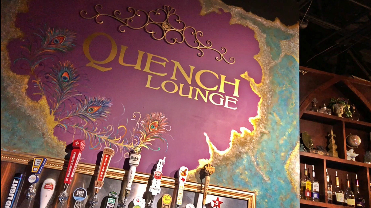 Quench Lounge Cypress