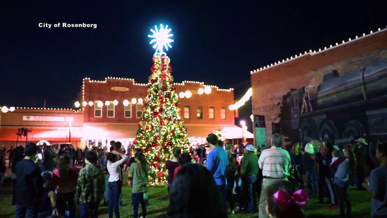 Holiday events in the Houston area cancelled or changed due to weather concerns