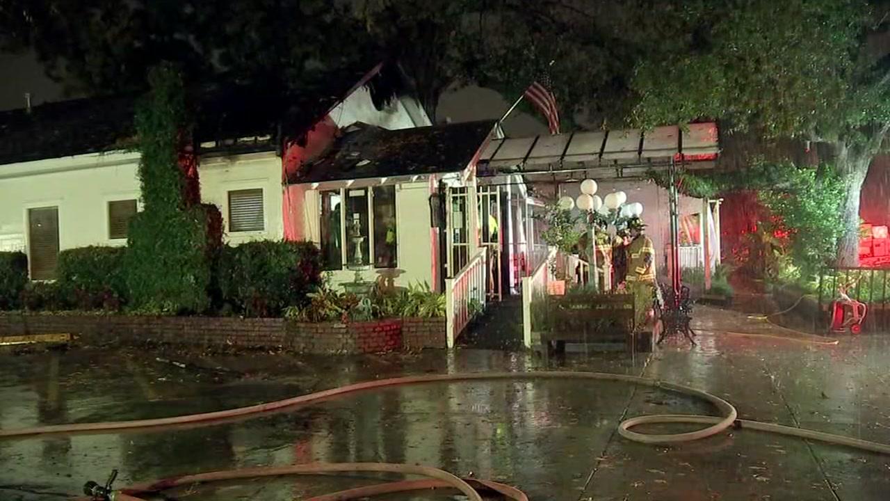 Fire erupts at popular Baba Yega cafe in Montrose