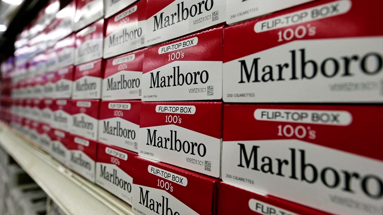 The maker of Marlboro cigarettes is joining some of the biggest names in beer and exploring the cannabis marketplace.