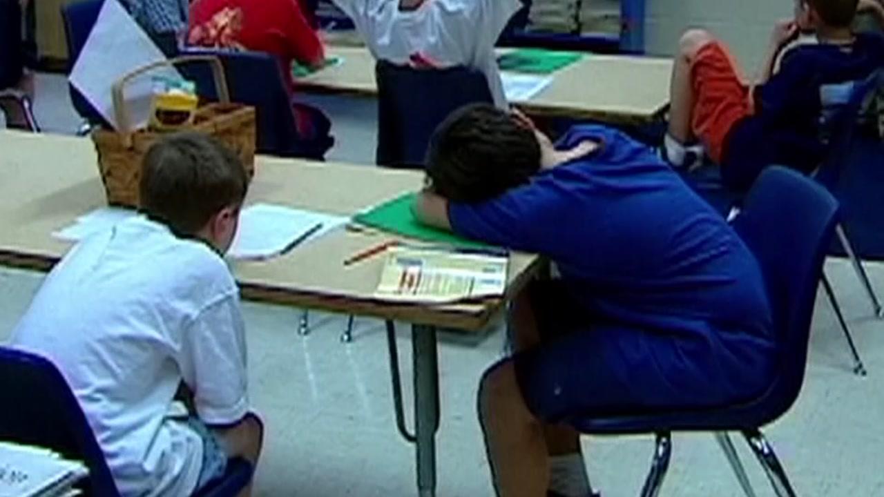 CNN health Minute- kids with ADHD