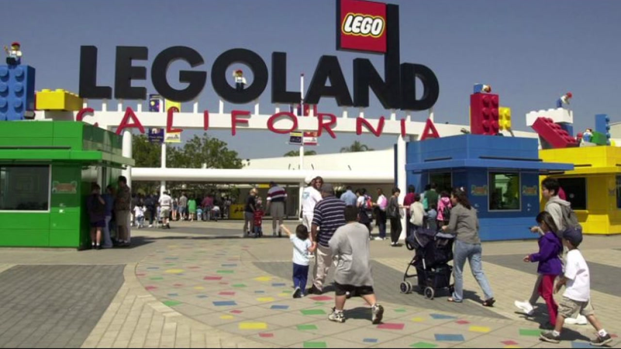 Legoland offering kids free birthday admission in 2019 as part of 20-year anniversary