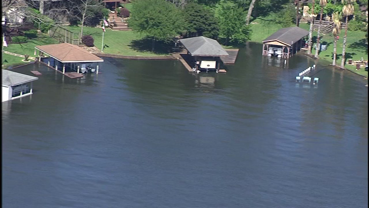 Lake Conroe to reopen after it was closed due to high water levels