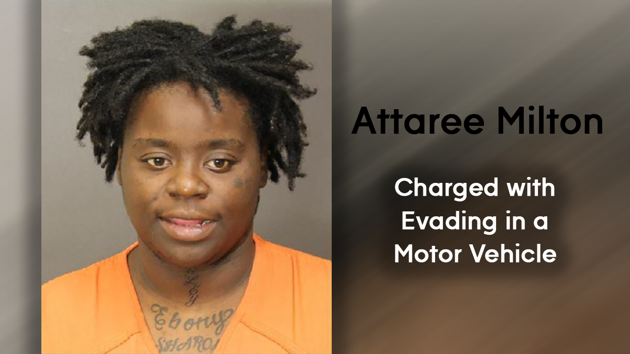 Baytown Police Arrest Attaree Milton After They Say She -1317