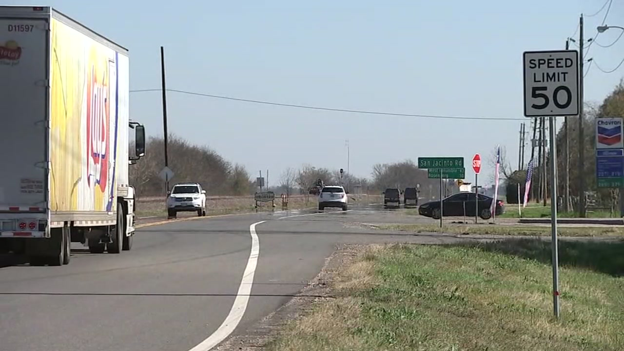 Be warned, a stretch of Highway 36 has reduced its speed limit.