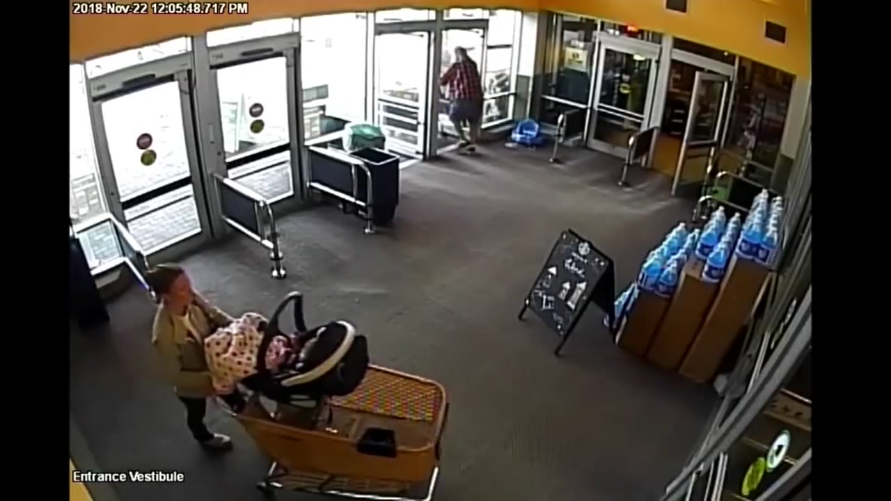 Surveillance video shows Colorado mother shopping with her 1-year-old before the woman disappeared